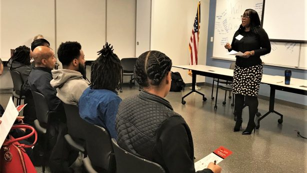 AEF Hosts Career Day at DC DOES